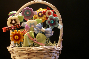 Basket of Bows 2