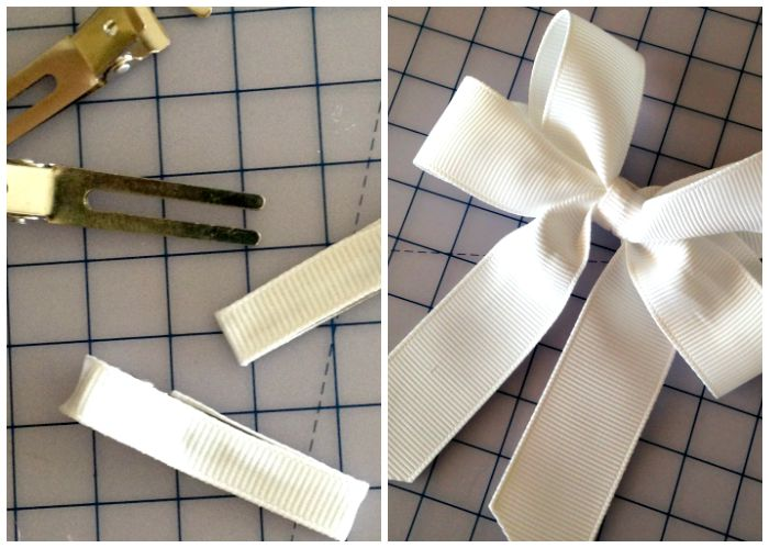 How to Make a Hair Bow 1