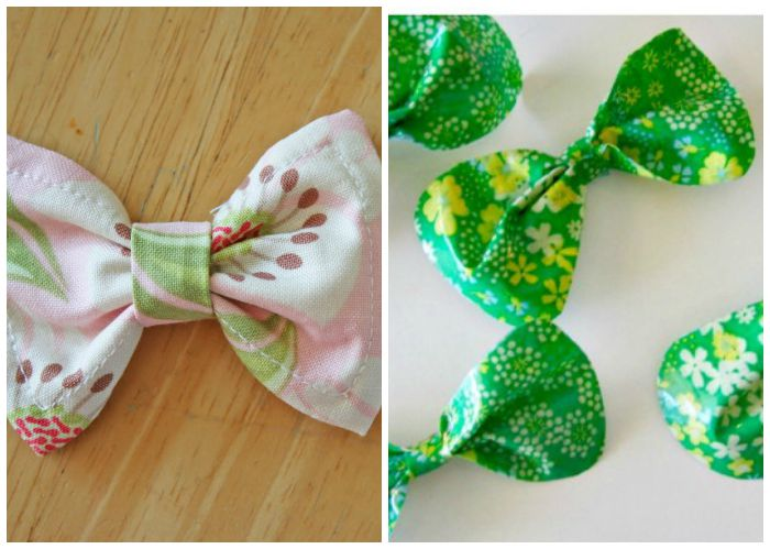 How to Make a Hair Bow 4