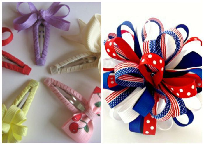 How to Make a Hair Bow 5