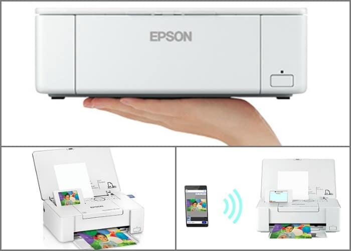 Mod Podge Frame Epson
