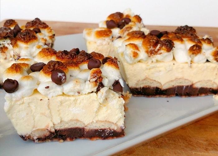 Smores Dessert Squares Recipe 3