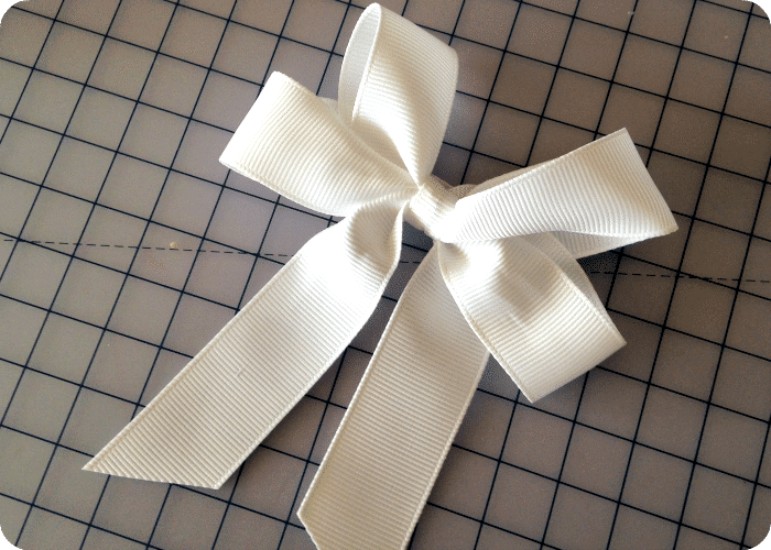 How To Make Hair Bows - Easy Tutorial