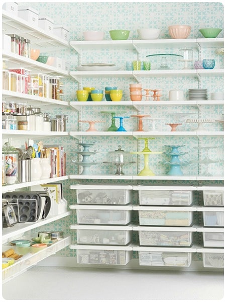 20 perfect pantry ideas somewhat simple for Perfect kitchen organization