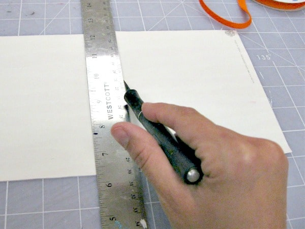 2 Cut the Paper Again