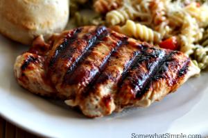 BBQ_Cranberry_Chicken_Recipe_1