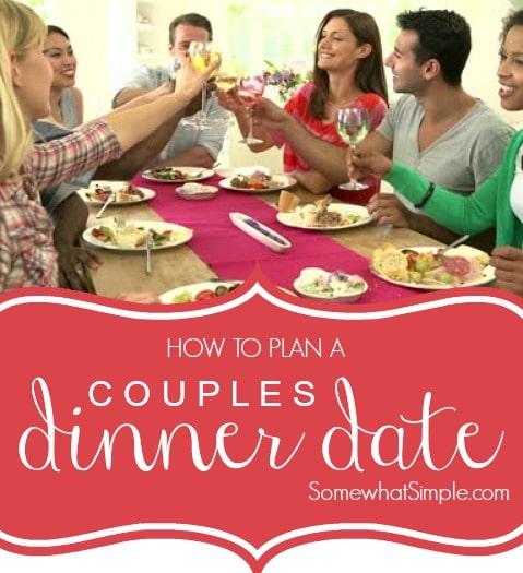 Dating dinner parties