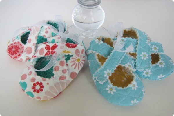baby s first shoes from chocolates for breakfast