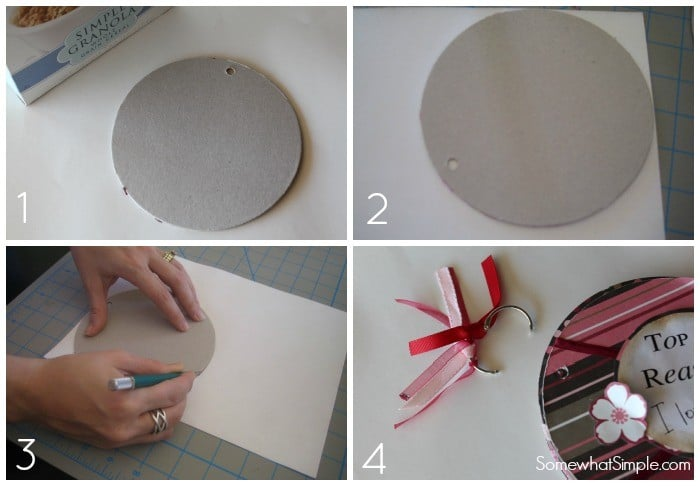 creative gift directions