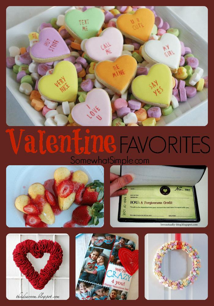 7 favorite valentine ideas