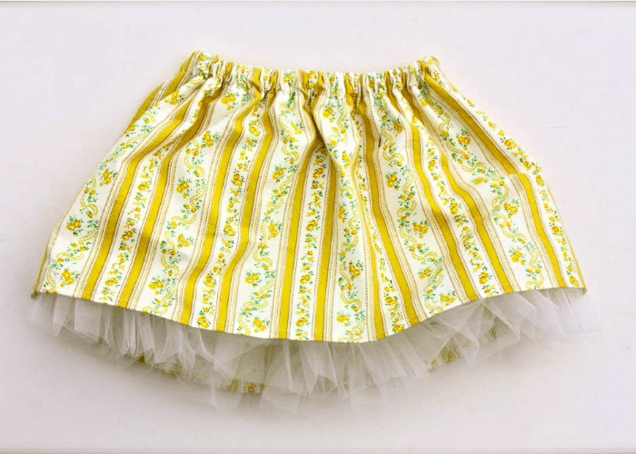 Crinoline Skirt Tutorial- Somewhat Simple