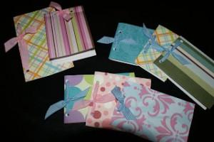 scratch paper note pads