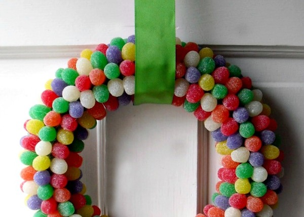 gumdrop wreath 6