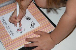 dry erase activity book