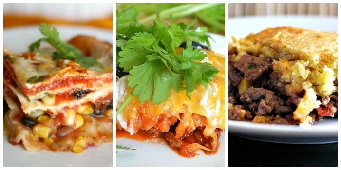 Cinco de Mayo Food - Casseroles 2