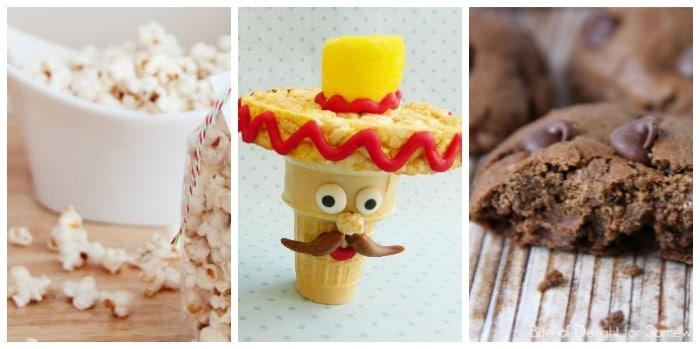 Cinco de Mayo Food - Desserts