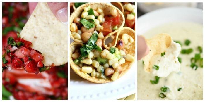 Cinco de Mayo Food - Dips 1