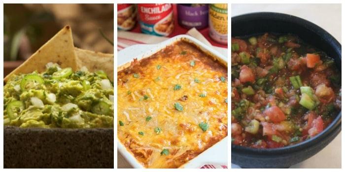 Cinco de Mayo Food - Dips 2