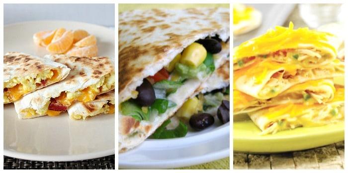 Cinco de Mayo Food - Quesadillas 1