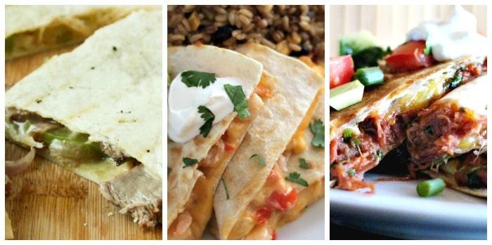 Cinco de Mayo Food - Quesadillas 2