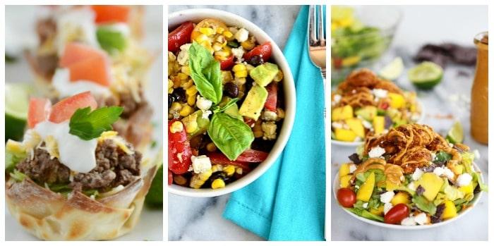 Cinco de Mayo Food - Salads