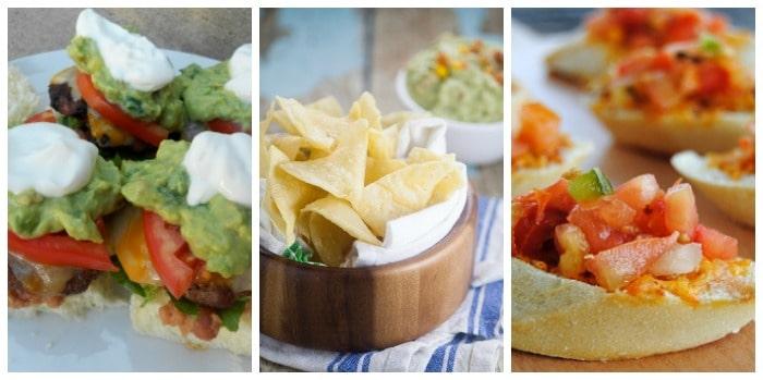 Cinco de Mayo Food - Sides 2