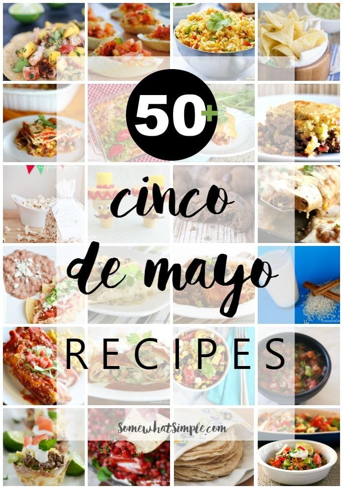 Cinco de Mayo Food - Somewhat Simple