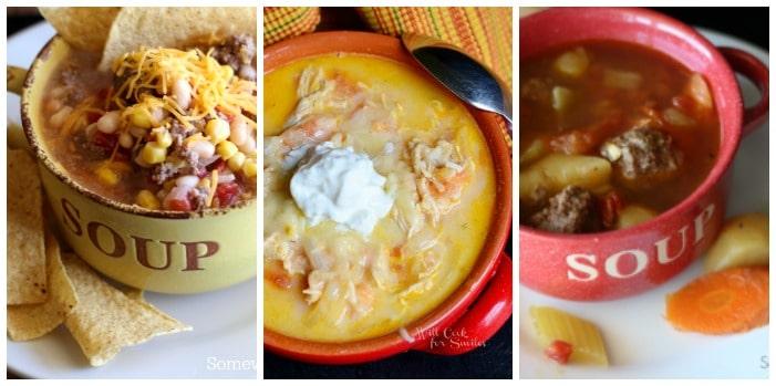 Cinco de Mayo Food - Soup