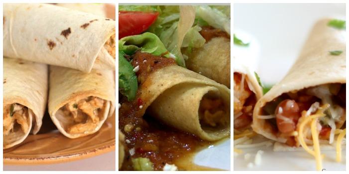 Cinco de Mayo Food - Taquitos