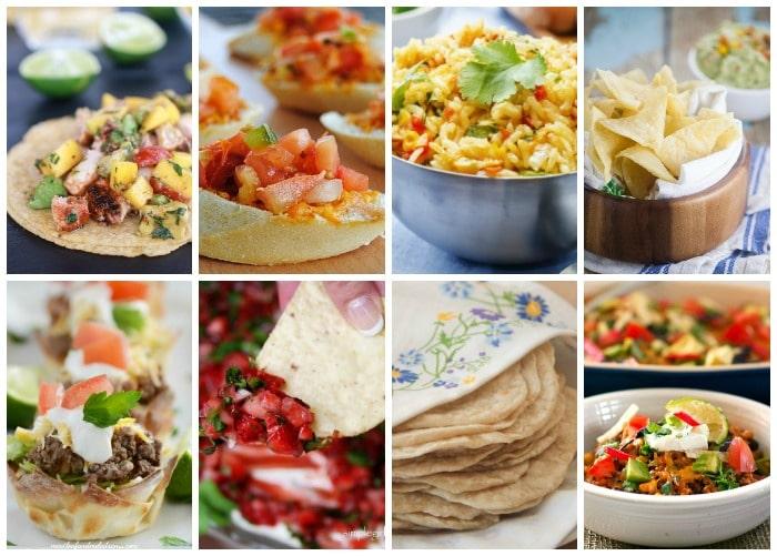 Cinco de Mayo Food
