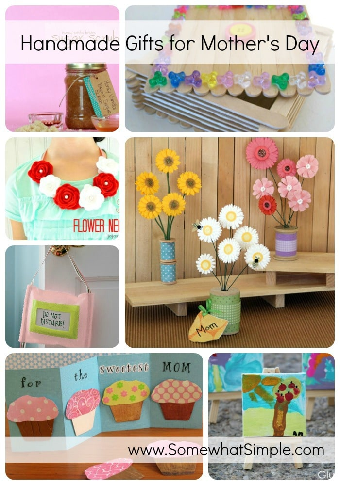 Happy Mother 39 S Day 30 Handmade Mothers Day Gifts