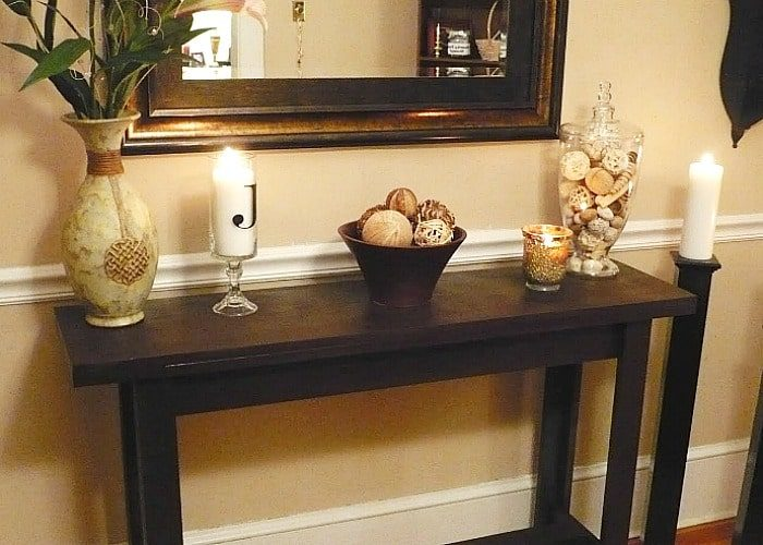 Simple Side Table Ideas: Do-It-Yourself Tips And Tutorials