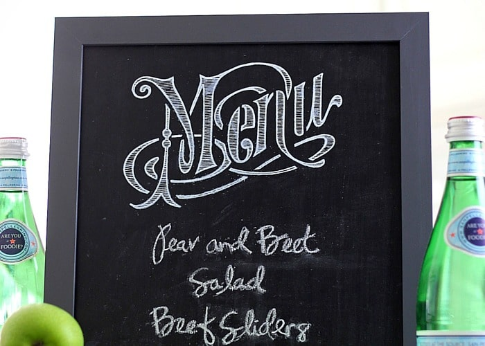 Framed-Chalkboard-Menu