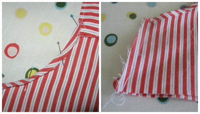 How to Make a Dress Out of a Shirt 6-7