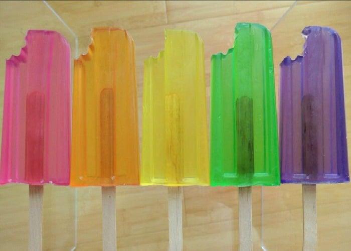 Popsicle Soap 3
