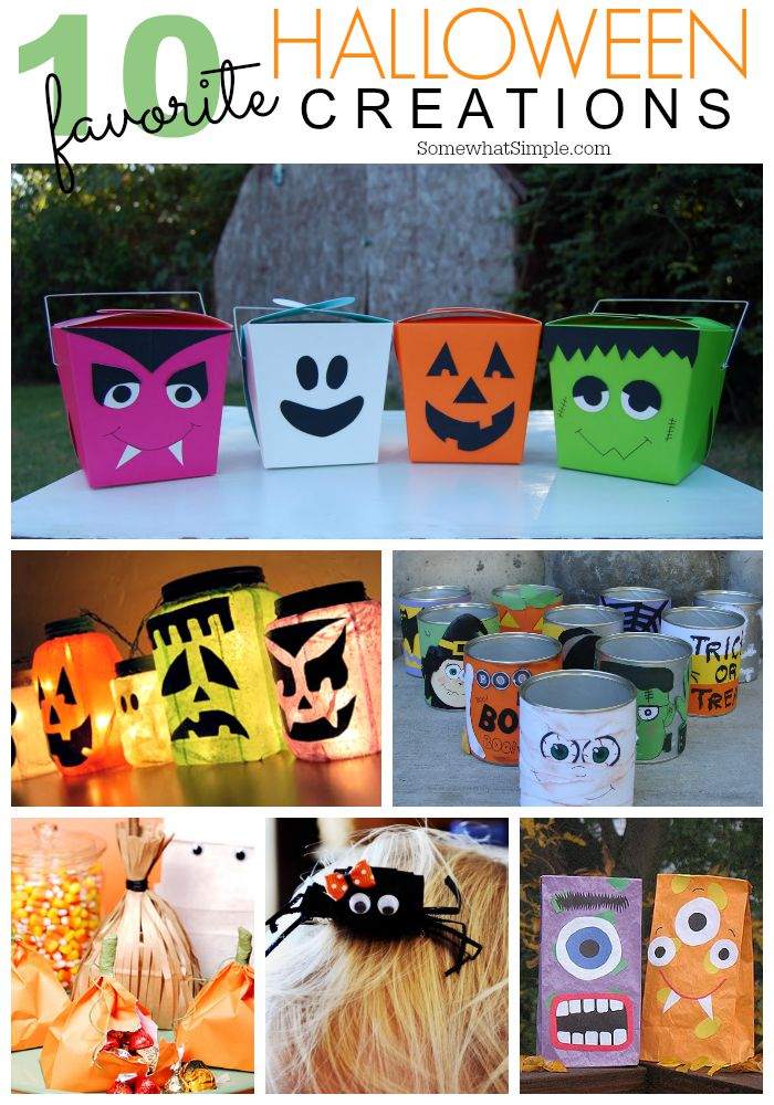 10 halloween projects and creations somewhat simple. Black Bedroom Furniture Sets. Home Design Ideas