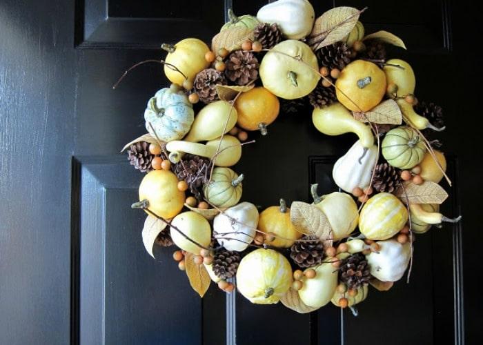 10 Favorite DIY Thanksgiving Decorations