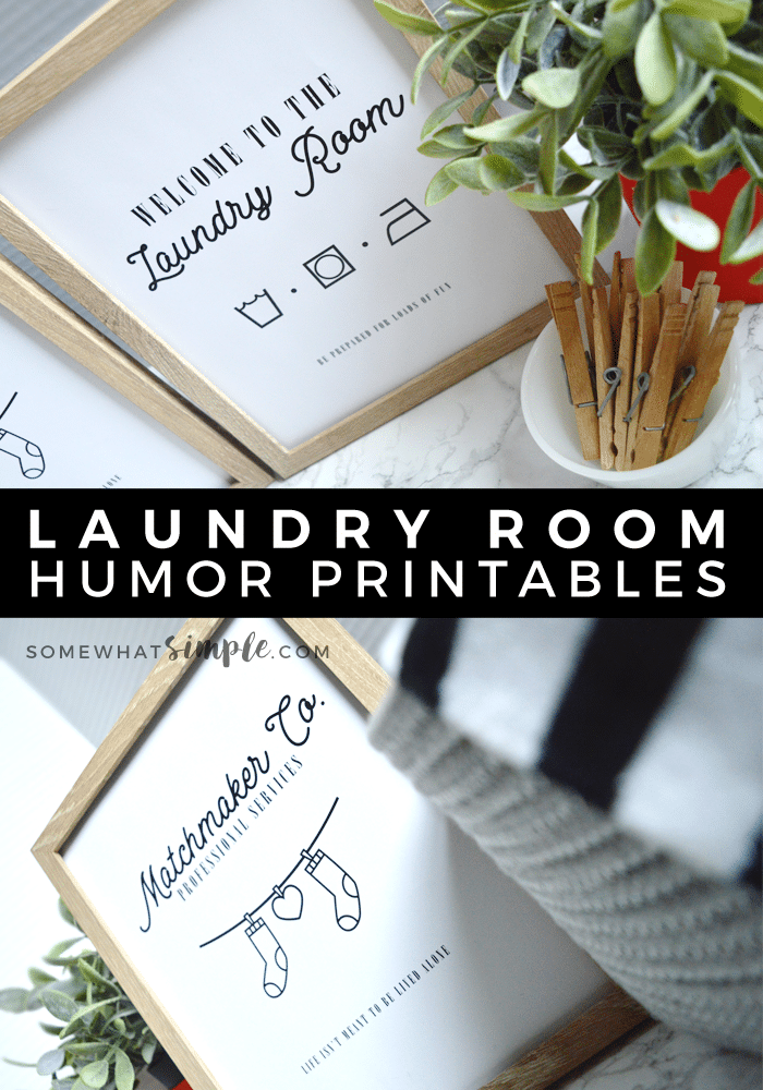 graphic regarding Printable Laundry Signs known as Missing Socks + Laundry Space Minimalist Printables in opposition to