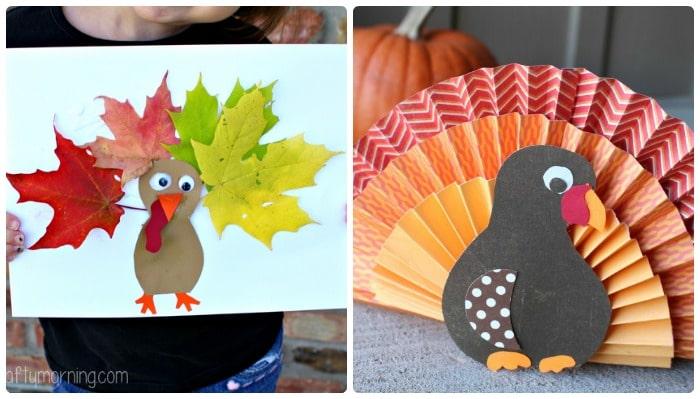 turkey crafts for kids 3