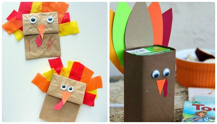 turkey crafts for kids 4