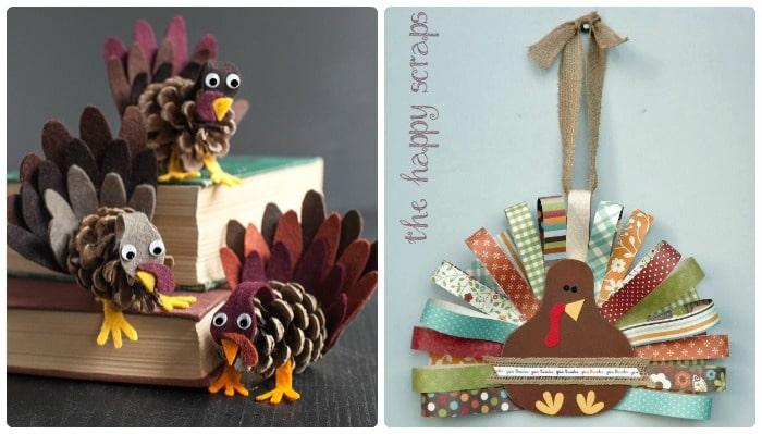turkey crafts for kids 5