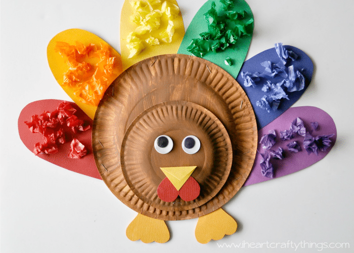 easy thanksgiving craft ideas kids 10 easy turkey crafts for somewhat simple 6527