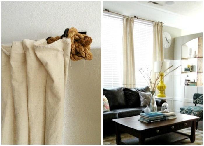 10 curtain rod