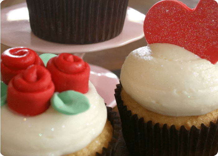 easy fondant cupcake decor 4