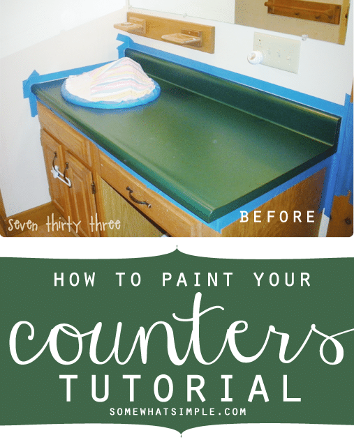 paint counters