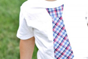 tie shirt for boys