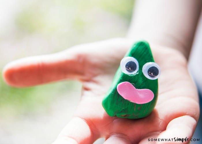 St. Patricks Day Craft for Kids – The Blarney Stone
