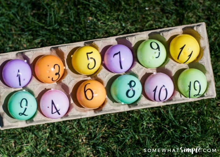 Easter Advent Calendar – Countdown to Easter