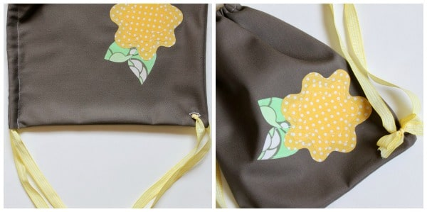 sew a drawstring bag 6