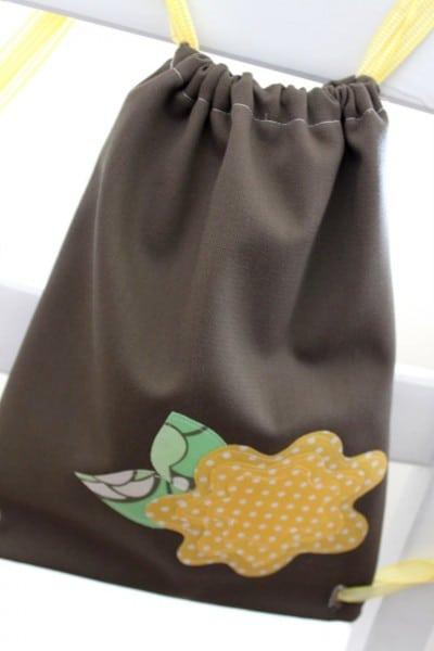 sew a drawstring bag 7